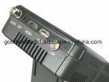 """4.3 de """" Handbediende Digitale SatellietCamera van kabeltelevisie van de Steun Ahd+Tvi+Cvi van de Vinder"""
