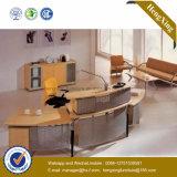 Офисная мебель дешевого цены стола офиса OEM плана клиента китайская самомоднейшая (NS-NW132)