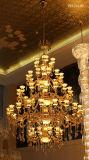 Luxuriöse hängende Beleuchtung für Hotel und Gaststätte