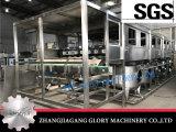 Автоматический завод питьевой воды для бутылок 5 галлонов