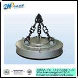 Nuevo electroimán de elevación de la dimensión de una variable redonda para el desecho de acero de la serie MW5