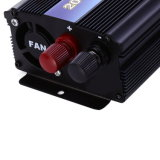2000W DC 12V para AC 220V Portable Car Power Inverter