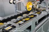 Volle automatische kleidende Marken-Etikettiermaschine /Apparel-/Hang für Seitenwechsel-Beutel