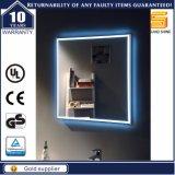 Specchio illuminato Backlit chiaro della stanza da bagno dello specchio di vanità del LED