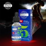 Frasco de vidro elevado puro Ejuice da série 30ml de Yumpor Ejuice Vg da nicotina de Eliquid do sabor natural