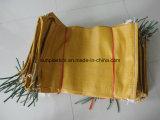Sacs tissés de sable de vente en gros de sac de polypropylène