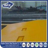 Charge simple facile de conteneur de dock de Qingdao Dfx déchargeant le rampe
