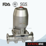Klep van Diaphrgam van het Type van Verwerking van het Voedsel van het roestvrij staal de Mini (jn-DV2001)