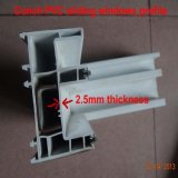 Prefabricated PVC 집 Windows PVC 플라스틱 그물세공 Windows
