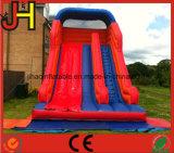 スポーツの膨脹可能なスライド、販売、販売のための巨大なスライドのための安く膨脹可能な水スライド