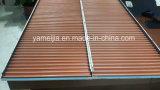 Painéis de alumínio ondulados de alumínio para tetos e paredes