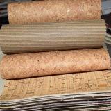 أسلوب [إك-فريندلي] خشبيّة جلد اصطناعيّة لأنّ حقائب أو زخارف بينيّة