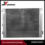 Intercambiador de calor del compresor de la placa de barra de aluminio