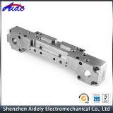 Kundenspezifische Aluminiumlegierung, die CNC-Teile für medizinisches maschinell bearbeitet