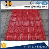 Maquinaria esmaltada perfil del material de construcción del azulejo de la azotea del aluminio de Kxd 960