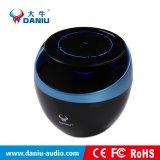 Haut-parleur sans fil de Bluetooth avec le disque radio fm de la carte U de FT de haut-parleur portatif de haut-parleur de Contorl MP3/MP4 de contact de NFC