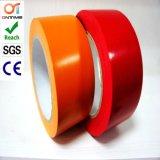 Nastro di PVC arancione dell'impianto idraulico per lo spostamento (0.13mm*38mm*33m)