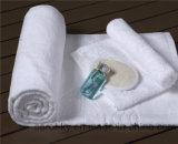 Хлопок Белый жаккардовые Рельефный Тканые Logo Полотенце отель
