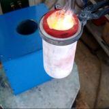 Самая лучшая печь выплавкой главного качества миниая серебряная для отливки ювелирных изделий