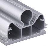 Kundenspezifisches Aluminiumstrangpresßling-Profil mit CNC, der für LED-Beleuchtung maschinell bearbeitet