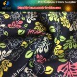 다채로운 꽃 (YH2139)의 직물을 인쇄하는 폴리에스테에 있는 셔츠 직물