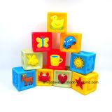デザイン教育遊ぶスタッキングのブロックのおもちゃ
