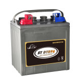 Batería profunda recargable del ciclo de la potencia motiva 6V