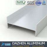 Talla modificada para requisitos particulares perfil de aluminio filipino de la puerta de la ventana