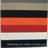 Vente en gros normale royale faite dans le tissu antistatique d'uniforme de polyester de la Chine