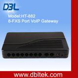 HT-882 8-FXS VoIPのゲートウェイ(ATA)