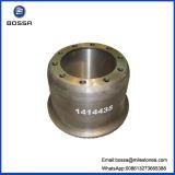 Тормозный барабан 43512-1023 тележки для Hino, Scania, Mann, Iveco