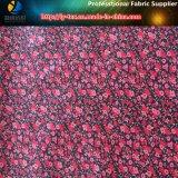 tela del poliester 50d*50d con el traspaso térmico para la guarnición de la chaqueta
