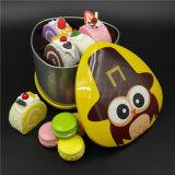 Regalo del chocolate colorido embalaje de la lata / la caja del caramelo para la Infancia (T001-V22)