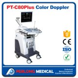 PT-C80plus 3D Laufkatze-Farben-Doppler-Ultraschall-Diagnosesystem