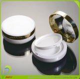 Schön aussehender Fall mit Spiegel-dem weißen Kosmetik-Verpacken