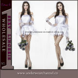Dead Spirit Bride Cosplay Fashion Carnival Party Halloween Costume (TENN89107)
