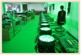18 * 12W RGBW 4in1 LED impermeável PAR Light Stage Light Event Wedding Outdoor Garden Lighting