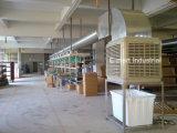 Dispositivo di raffreddamento di aria evaporativo industriale dell'acqua di plastica industriale del Ce
