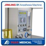 Jinling-01中国の普及したセリウムのマークの麻酔機械