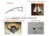 90X270cm de Openlucht Plastic Duidelijke Luifel van de Deur DIY (yy900-m)