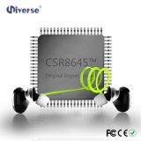 Mic micro-SD/FM van de Hoofdtelefoons van Bluetooth de Stereo Draadloze Ingebouwde RadioHoofdtelefoons van het over-Oor Bt4.1