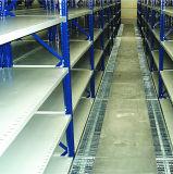 Регулируемая светлая полка металла для ящиков