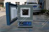 forno de mufla da caixa 1000c para laboratórios do instituto e da faculdade