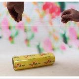 Le PVC de film d'enveloppe en plastique de qualité s'attachent film