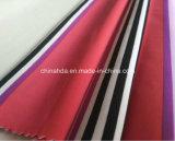 운동복 (HD1401118)를 위한 Strrip 백색 까만 자주색 빨간 인쇄 직물