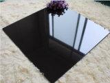 磨かれたタイルまたは極度の白いですか極度の黒い床タイル600X600mm