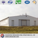 Single Floor Easy Installation Steel Structure Warehouse/Shed/Workshop