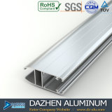 알제리아 Windows 문 단면도에 의하여 양극 처리되는 색깔을%s 알루미늄 6063 합금 단면도