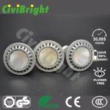 Luces blancas LED del Ce de la IGUALDAD de RoHS de la hora solar popular PAR20 7W LED de la luz
