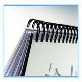 2:1 galvanisé grippant de cahier de cahier de boucle de fil de fer